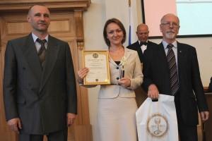 Церемония вручения Золотой Статуэтки Конкурса качества ГЕММА-2011-ARSI