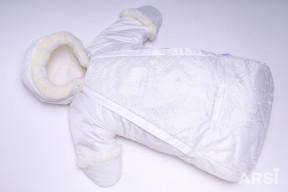Комбинезон-мешок-зимний-Метелица-молочный-АРСИ-фото-4