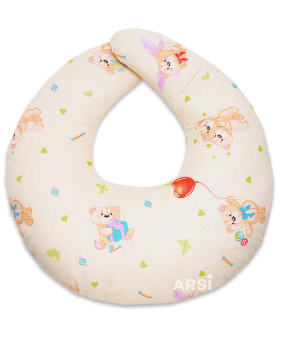 Подушка для кормления by ARSI голубая