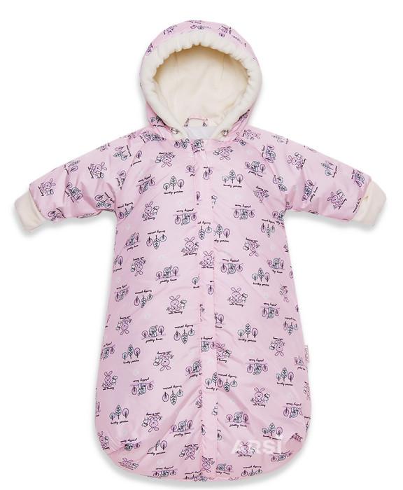 Комбинезоны для новорожденных девочек Зайка АРСИ