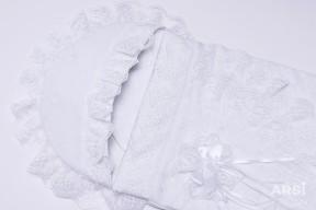 Комплект для новорожденного на выписку летом фото 4