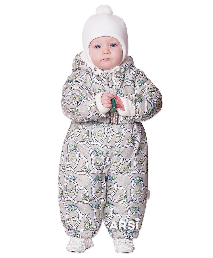 Комбинезоны для детей ARSI фото 1 Автодром крем
