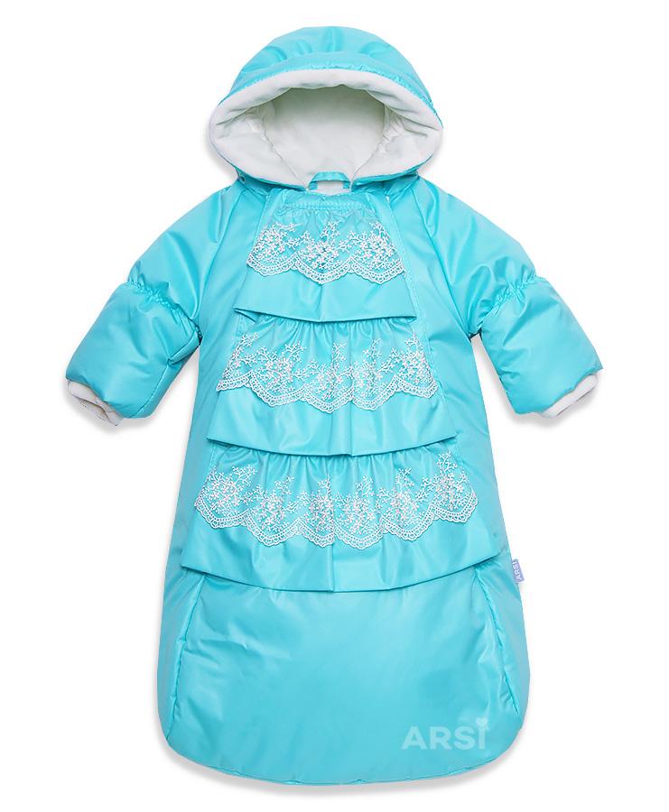 Комбинезон мешок для новорожденных АРСИ фото 1