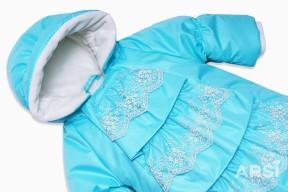Комбинезон мешок для новорожденных АРСИ фото 5