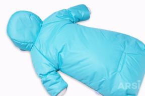 Комбинезон мешок для новорожденных АРСИ фото 4