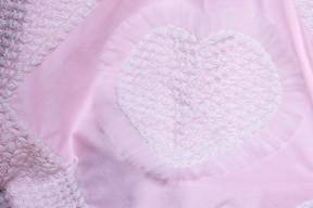 Плед-на-выписку-Аморе-розовый-АРСИ-фото-2