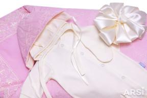 Комплект-на-выписку-АРСИ-Нежность-розовый-ARSI-фото-2