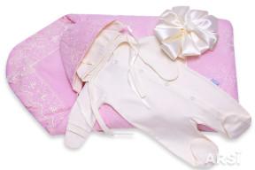 Комплект-на-выписку-АРСИ-Нежность-розовый-ARSI-фото-4
