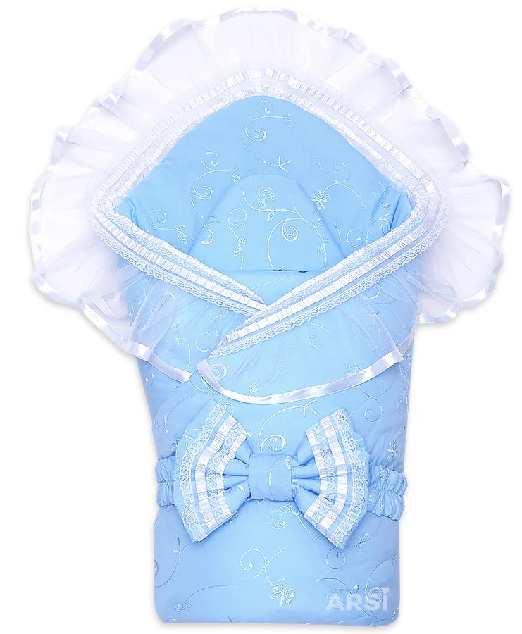 Комплект-на-выписку-АРСИ-Подснежник-голубой-ARSI-фото-1