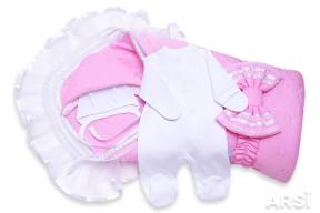 Комплект-на-выписку-АРСИ-Подснежник-розовый-ARSI-фото-3