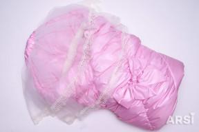 Комплект-на-выписку-Флоренция-АРСИ-розовый-ARSI-фото-2