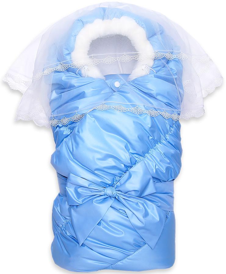 Одеяло-на-выписку-Флоренция-голубой-фото-1в