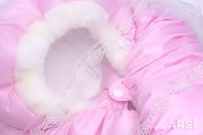 Одеяло-на-выписку-Флоренция-розовый-фото-3