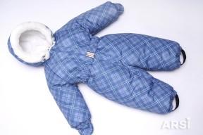 Комбинезон-Клетка-АРСИ-синий-штрипки-фото-2