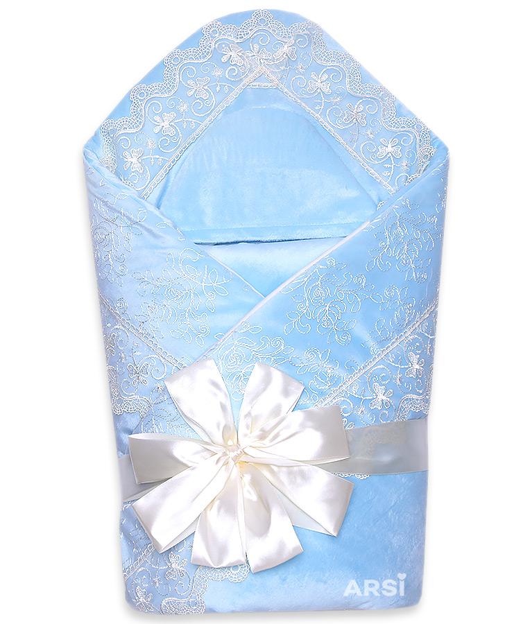 Комплект-на-выписку-Венеция-АРСИ-голубой-ARSI-фото-1