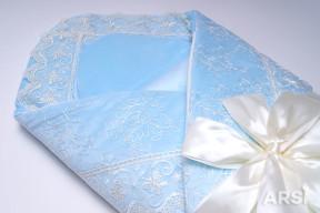 Комплект-на-выписку-Венеция-АРСИ-голубой-ARSI-фото-3