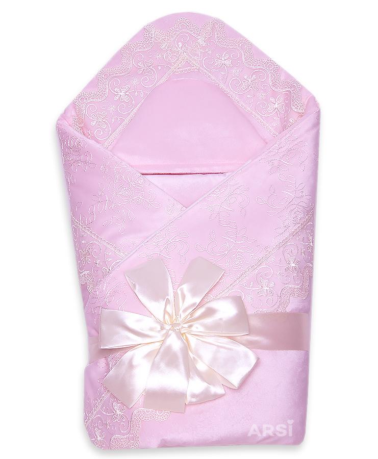 Комплект-на-выписку-Венеция-АРСИ-розовый-ARSI-фото-1