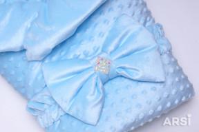 Комплект-на-выписку-Зефир-АРСИ-голубой-ARSI-фото-4