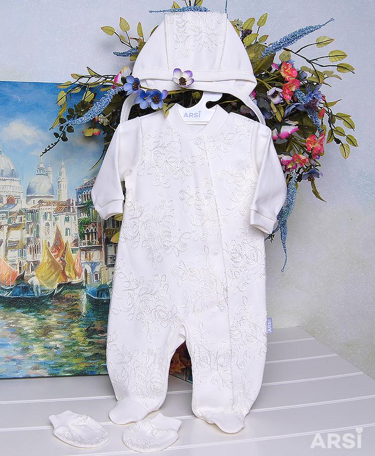 Комплект-трикотажный-для-новорожденного-Венеция-АРСИ-фото-1