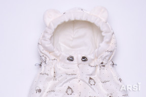 Конверт-кокон-Мишка-молочный-АРСИ-ARSI-фото-7