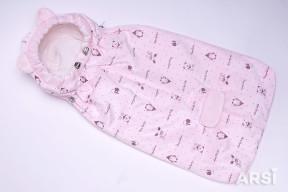 Конверт-кокон-Мишка-розовый-АРСИ-ARSI-фото-2