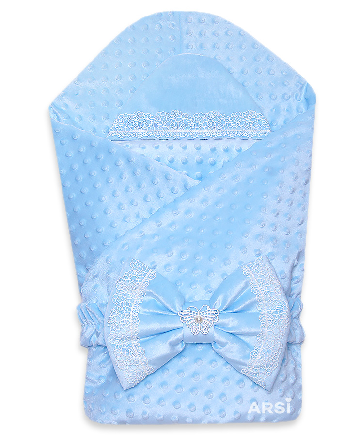 Комплект-на-выписку-Баттерфляй-АРСИ-голубой-ARSI-фото-1