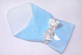 Плед-на-выписку-Рафаэлло-АРСИ-голубой-фото-4