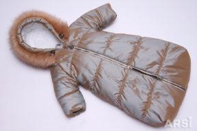 Комбинезон-мешок-зима-FIANIT-by-ARSI-песочный-фото-4