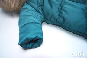 Комбинезон-конверт-Аляска-малахит-фото-7