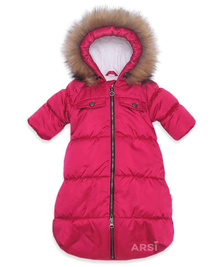 Комбинезон-мешок-Аляска-АРСИ-красный-фото-1,1