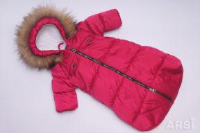 Комбинезон-мешок-Аляска-АРСИ-красный-фото-2