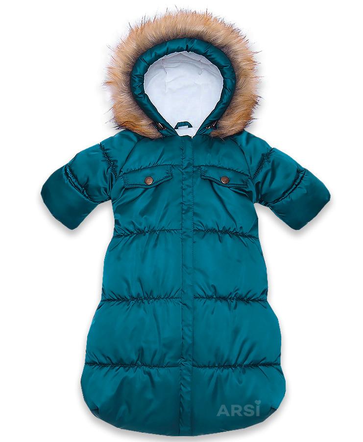 Комбинезон-мешок-Аляска-изумруд-фото-1