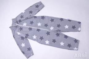 Комбинезон-флисовый-АРСИ-Флисик-серые-звезды-86-92-98-фото-4