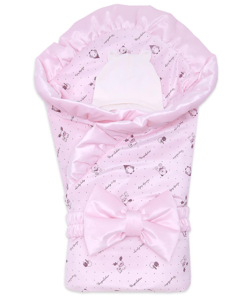 Комплект-на-выписку-Малышка-розовый-фото-1