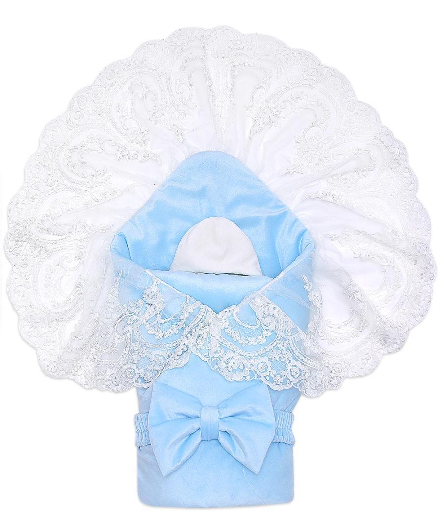 Комплект-на-выписку-Элегия-АРСИ-голубой-фото-1