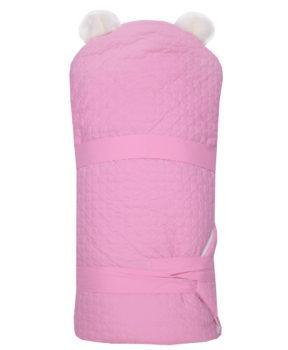 Одеяло-на-выписку-Умка-Арси-розовый-фото-(2)