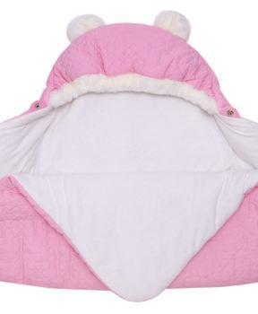 Одеяло-на-выписку-Умка-Арси-розовый-фото-(3)