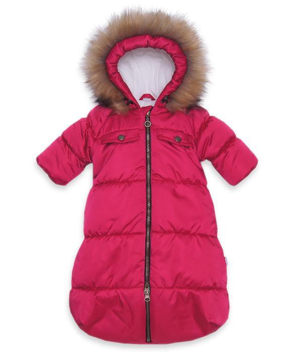 Комбинезон-мешок-Аляска-АРСИ-красный-фото-1