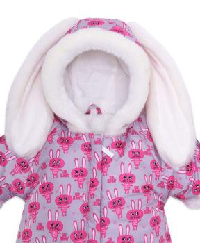 Зайка-комбинезон-мешок-АРСИ-розовый-фото-4