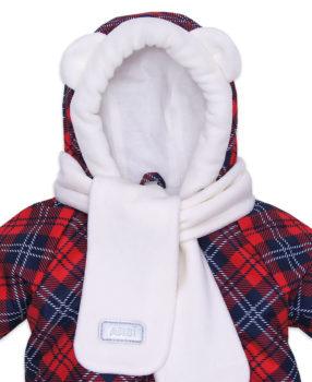 Комбинезон-мешок-Медвежонок-красный-АРСИ-фото-6