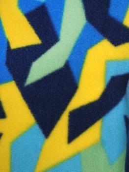 АРСИ-Комбинезон-флисовый-Флисик-сине-желтый-68-фото-4