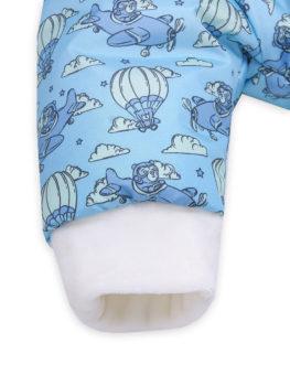 Комбинезон-мешок-Малышок-АРСИ-голубой-парашуты-фото-(7)
