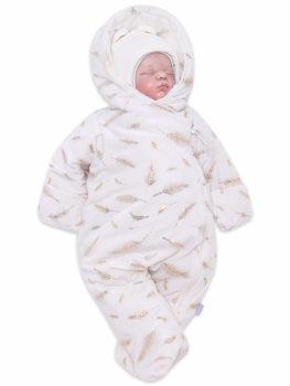 675-900-Комбинезон-для-новорожденного-Золотце-молочный-АРСИ-фото-(5)