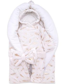 675-900-Конверт-для-новорожденного-на-выписку-Золотце-АРСИ-молочный-фото-(9)