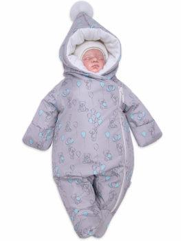 675-900-Комбинезон-детский-Смурфик-АРСИ-серый-фото-(2)